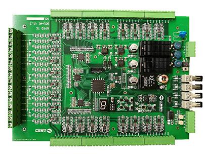 gcu-ai控制板 - fpga数据采集装置 - 龙腾蓝天